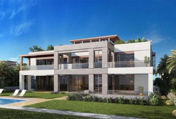 Jumeirah Hill The Palaces Property Investment Opportunity Dubai 5 and 6 bedroom houses