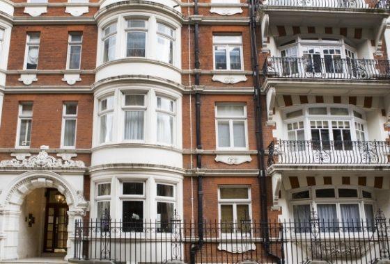 Basil Mansions Knightsbridge London Lounge Dining Area Property Investme
