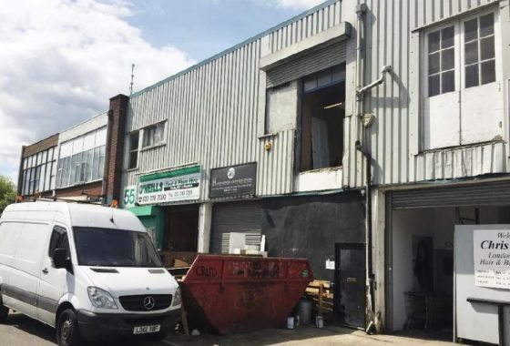 Unit 56 Waterside Trading Centre