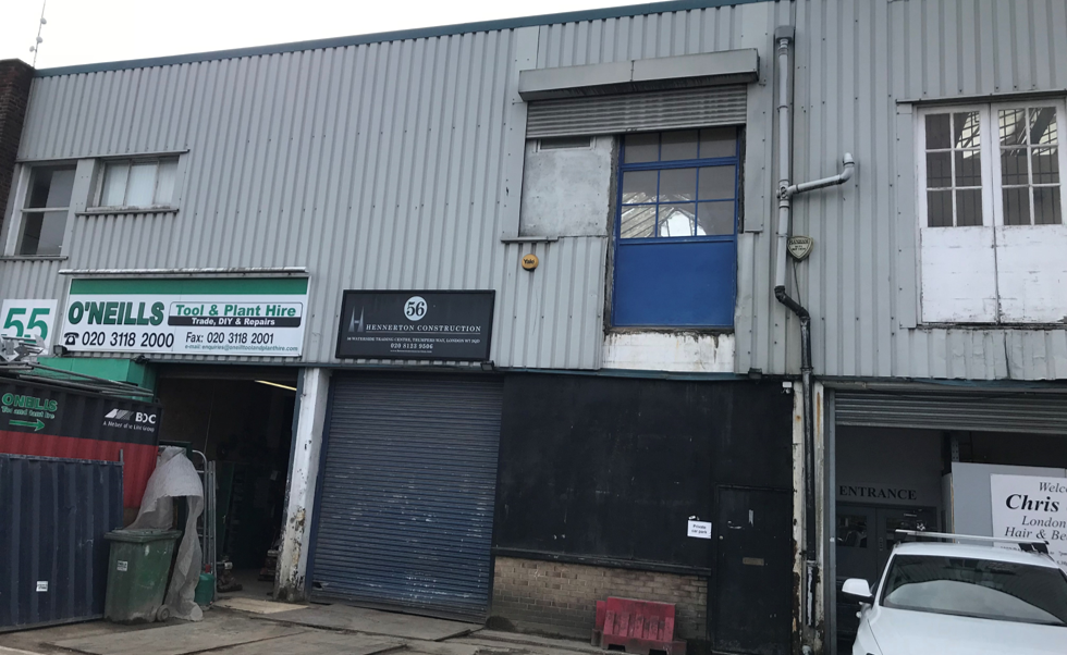 Commercial Property Hanwell W